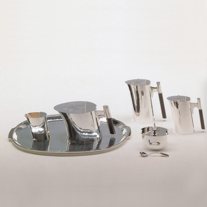 Tea and Coffee Service Luigi Caccia Dominioni 1990