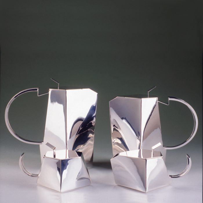 Tea and Coffee Service Marco Zanuso 1980