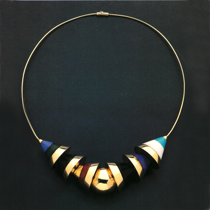 Necklace Robert Venturi 1986