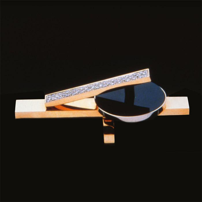 Ring Ettore Sottsass 1985
