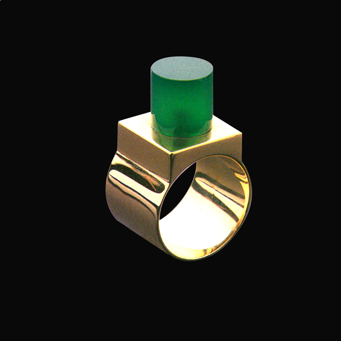 Ring Hans Hollein 1985