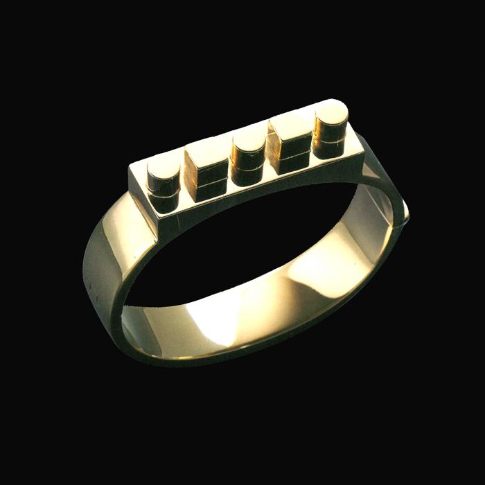 Bracelet Hans Hollein 1986
