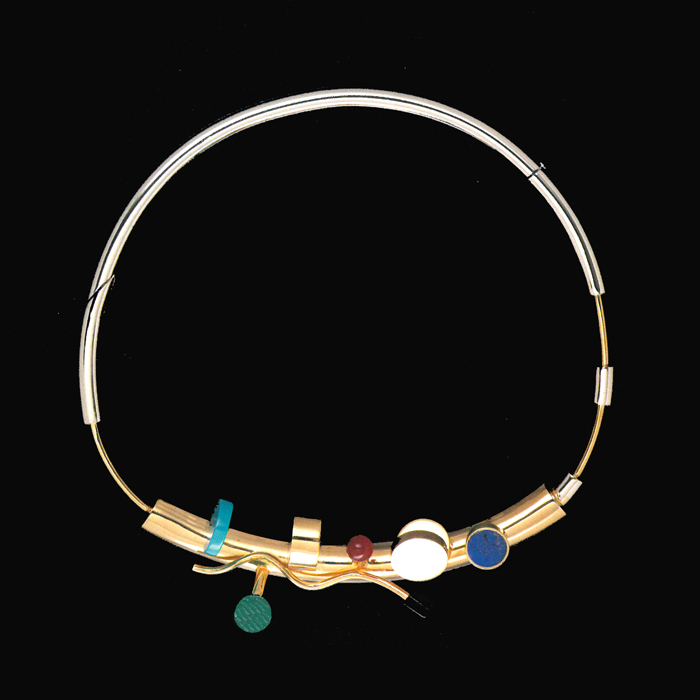 Necklace Ettore Sottsass 1985