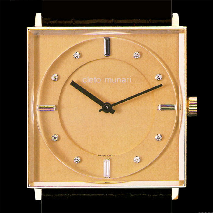 Gold Watch Arata Isozaki 1985