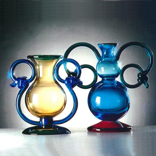 Vases Michele De Lucchi 1990