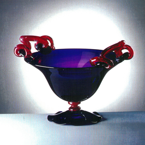 Centre-piece Michele De Lucchi 1990