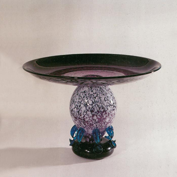Vase  Centre-piece Izzika Gaon 1985