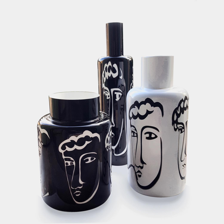 vases sandro chia